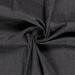 4oz Premium Washed Denim   Black