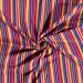 Aztec Jacquard Stripe Fabric | Rainbow