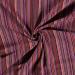 Aztec Jacquard Stripe Fabric | Vibrant Pinks