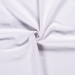 Bio Washed Linen Touch Fabric | Optical White