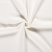 Bio Washed Linen Touch Fabric   Off White