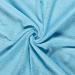Terry Towelling Fabric | Aqua
