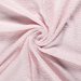 Terry Towelling Fabric   Light Pink