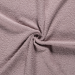 Terry Towelling Fabric | Dusty Pink