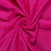 Terry Towelling Fabric   Fuchsia