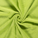 Terry Towelling Fabric | Lime