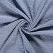 Terry Towelling Fabric   Mid Blue