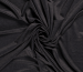 Jersey Denim Fabric | Black