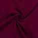 Double Gauze Fabric | Plain Bordeaux