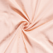 Double Gauze Fabric | Plain Salmon