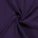 Double Gauze Fabric   Plain Light Purple