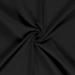 Double Gauze Baby Cloth   Plain Black