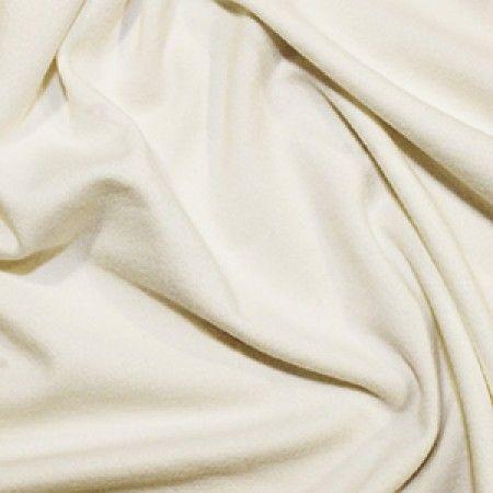Jersey Cotton Brushed | Ivory