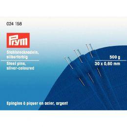 Dressmakers Pins - Exra Fine, 500g Card Box | Prym