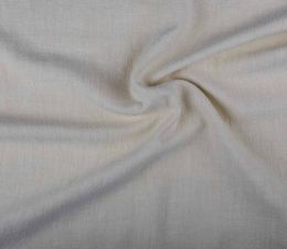 Bio Washed Linen Touch Fabric | Light Yellow