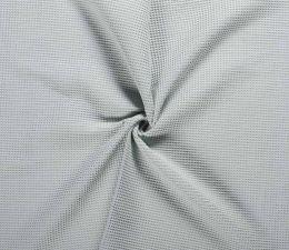 Cotton Waffle Fabric | Light Sage