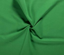 Cotton Waffle Fabric | Green