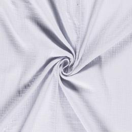 Double Gauze Fabric | Plain Blue