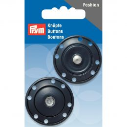 Snap Fastener, 35mm Dark Blue | Prym
