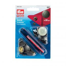 20mm Anorak Press Fastener & Tool | Design Spirit | Prym