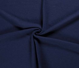 Boiled Wool Fabric | Steel Blue