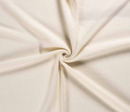 Boiled Wool Fabric | Off White
