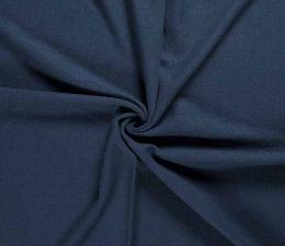 Boiled Wool Fabric   Cobalt