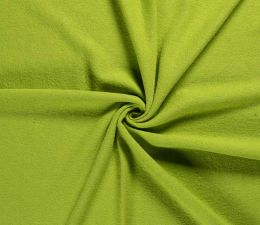 Boiled Wool Fabric | Lime