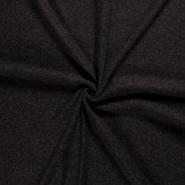Boiled Wool Fabric   Grey Melange