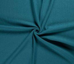 Boiled Wool Fabric | Aqua Green