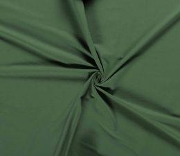 Plain Cotton Rich Jersey | Green