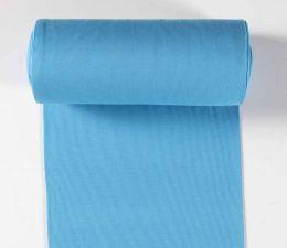 Tubular Stretch Rib | Aqua