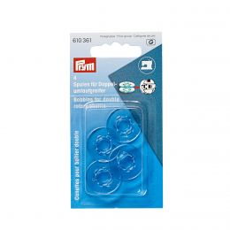 Bobbins For Double Rotary Shuttle - Plastic | Prym