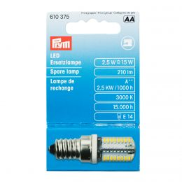 LED Spare Lamp, for Sewing Machine, Screw Socket | Prym