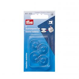 Bobbins For CB Shuttle - Plastic | Prym
