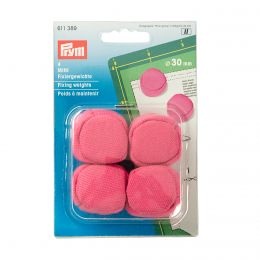 Fixing Weights Mini Guaranteed Pink | Prym