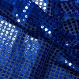 Sequin Fabric 6mm | Royal