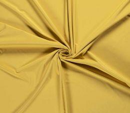 Soft Shell Fleece Fabric Plain | Ochre