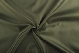 Bremsilk Polyester Lining Fabric | Khaki Green