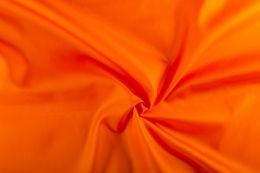 Bremsilk Polyester Lining Fabric | Orange