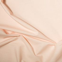 Classic Polycotton Fabric   Peach