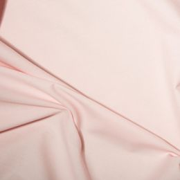 Classic Polycotton Fabric | Pale Pink