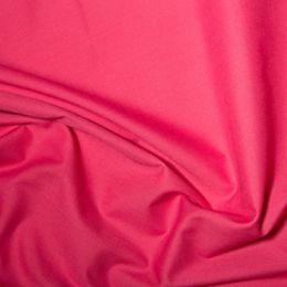 Classic Polycotton Fabric   Cerise