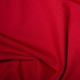 Classic Polycotton Fabric | Claret