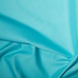Classic Polycotton Fabric | Turquoise