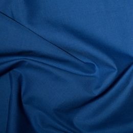 Classic Polycotton Fabric | Royal