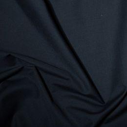 Classic Polycotton Fabric | Navy