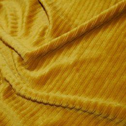 Jumbo Corduroy Knit Stretch   Ochre