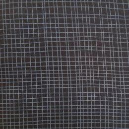 Extra Wide Fabric | Crossroads Black