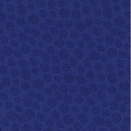 Extra Wide Fabric | Twister Royal